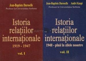 Istoria relatiilor internationale
