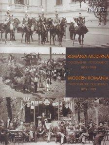 Romania moderne/Modern Romania