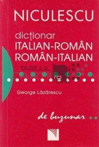 Dictionar italian-roman, roman-italian de buzunar