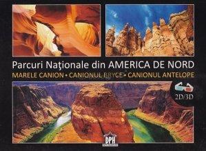 Parcuri Nationale din America de Nord