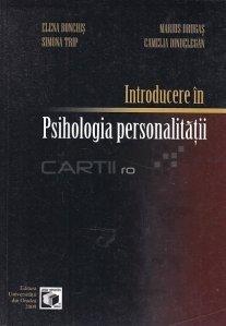 Introducere in Psihologia personalitatii