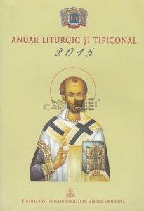 Anuar liturgic si tipiconal 2015