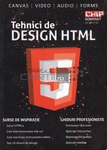 Tehnici de design HTML