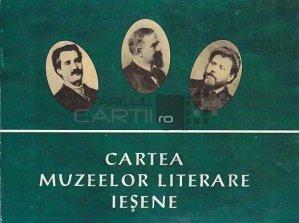 Cartea Muzeelor Literare iesene