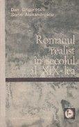 Romanul realist in secolul al XIX-lea