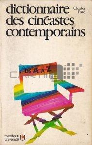 Dictionnaire des cineastes contemporains