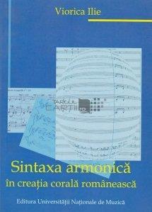 Sintaxa armonica in creatia corala romaneasca