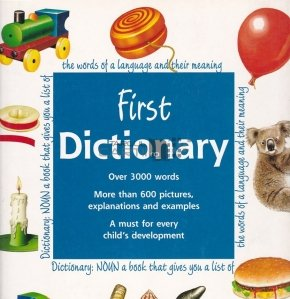 First Dictionary / Primul dictionar