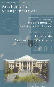 Universitatea din Bucuresti, Facultatea de Stiinte Politice/University of Bucharest, Departament of Political Science/Universite de Bucarest, Faculte de Sciences Politiques