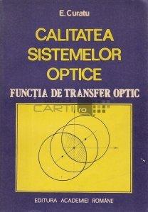 Calitatea sistemelor optice