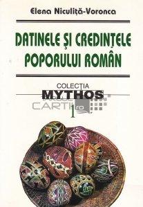 Datinele si credintele poporului roman adunate si asezate in ordine mitologica