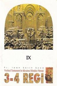 Vechiul Testament in talcuirea Sfintilor Parinti