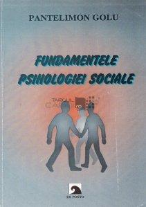 Fundamentele psihologiei sociale