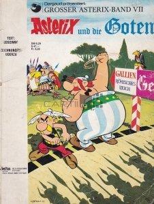 Asterix unde die Goten / Asterix si gotii