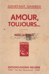 Amour, toujours...