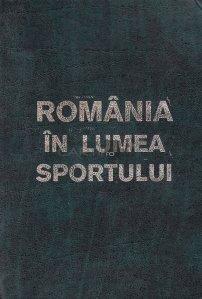 Romania in lumea sportului