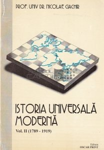 Istoria universala moderna