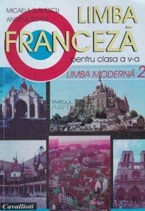 Limba franceza pentru clasa a V-a