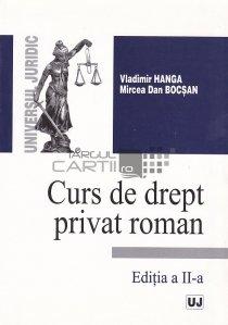 Curs de drept privat roman