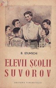Elevii Scolii Suvorov