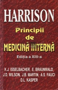 Harrison. Principii de medicina interna
