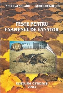 Teste pentru examenul de vanator