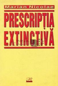 Prescriptia extinctiva