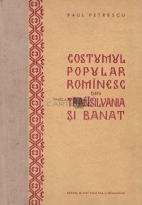 Costumul popular romanesc din Transilvania si Banat