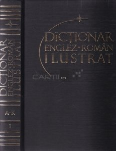Dictionar englez-roman ilustrat