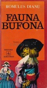 Fauna bufona