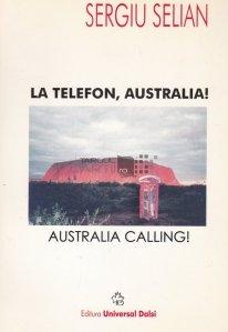 La teleton, Australia!/Australia Calling!