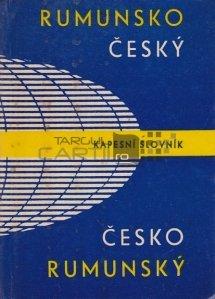 Dictionar de buzunar roman-ceh, ceh-roman