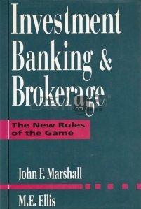 Investment Banking & Brokerage