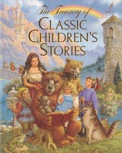 The Treasury of Classic Children's Stories / Culegere de povesti clasice pentru copii