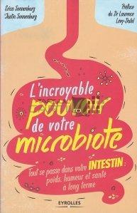 L'incroyable pouvoir de votre microbiote / Incredibila putere a microbioticii voastre