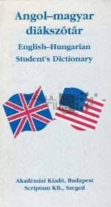 Angol-Magyar Diakszotar/English-Hungarian Student's Dictionary