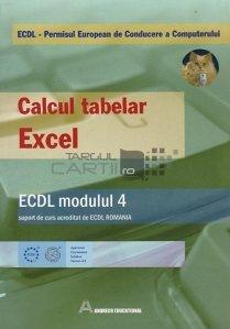 Calcul tabelar-Excel