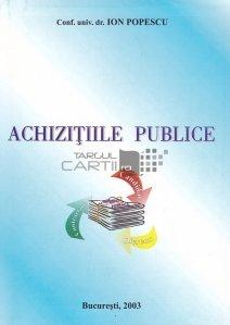 Achizitiile publice