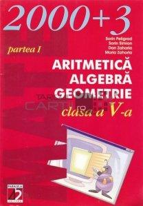 Aritmetica. Algebra. Geometrie