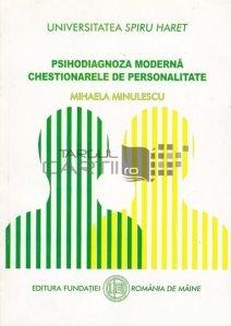 Psihodiagnoza moderna;  Chestionarele de personalitate
