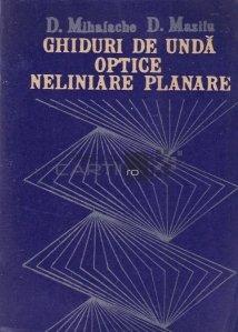 Ghiduri de unda optice neliniare planare