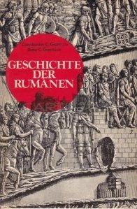 Geschichte der Rumanen / Istoria romanilor
