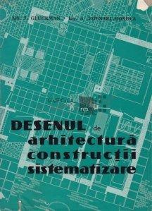 Desenul de arhitectura, constructii, sistematizare