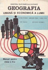 Geografia umana si economica a lumii