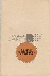 Readings in Geography of the USA / Lecturi cu privire la geografia S.U.A.