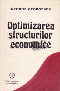 Optimizarea structurilor economice