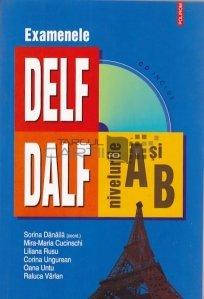 Examenele DELF/DALF, nivelurile A si B