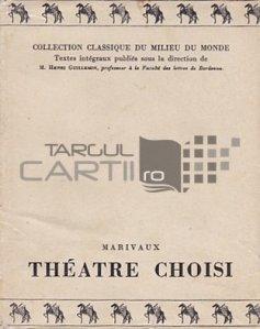 Theatre choisi / Teatru ales