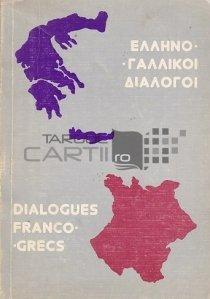 Dialogues franco-grecs / Dialoguri franco-grecesti