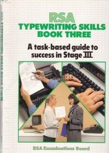 RSA Typewriting Skills / Abilitati de scriere RSA